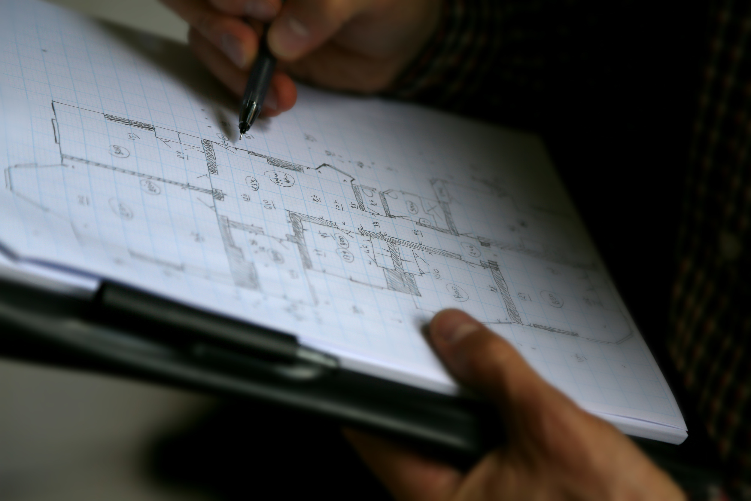 Detailed Floor Plans London