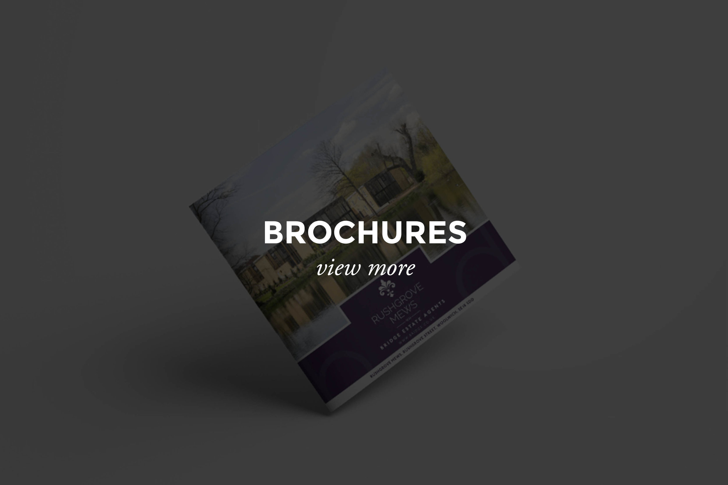 Property Brochure Design In London