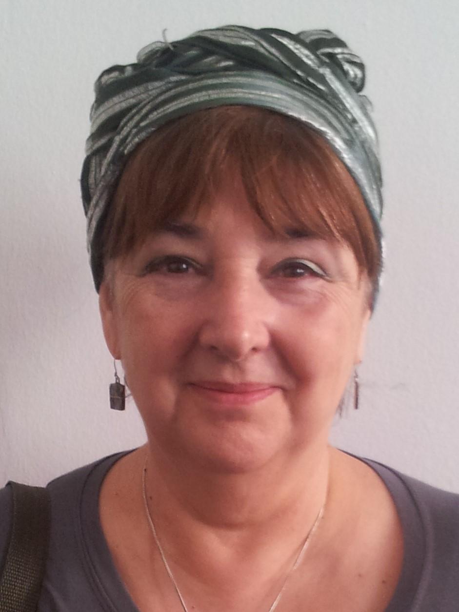 Fay Barratt - School Visionary and Teacher - Click image for more...