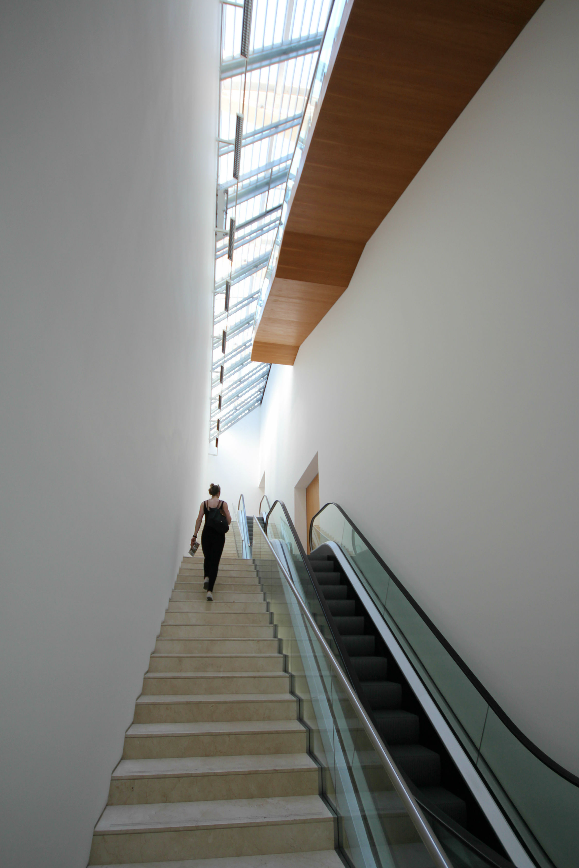 Here we visited the Collecion de Art Amalia Lacroze De Fortabat. It's hangar-like basement housed works by Turner, Breughel and Xul Solar.