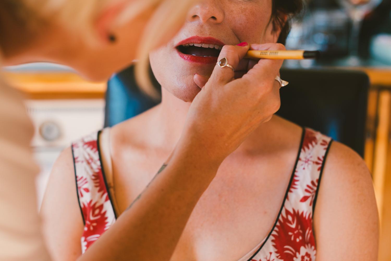 Bridal & Wedding Party Makeup -
