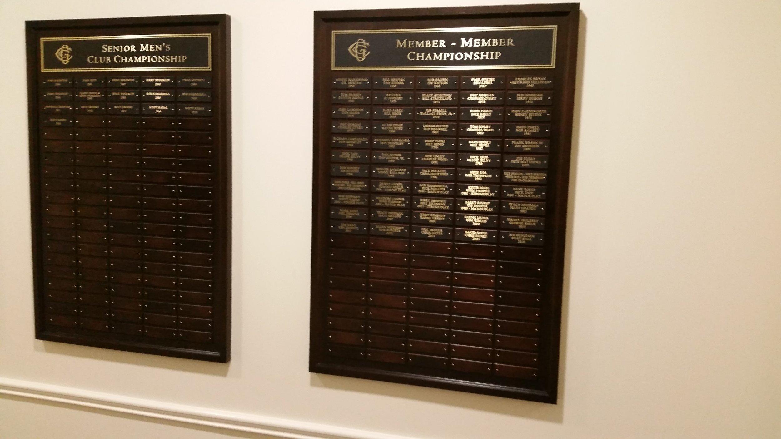 Greenville CC tournament plaques.jpg