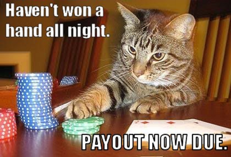 Don't gamble on social media, courtesy of  BufferSocial