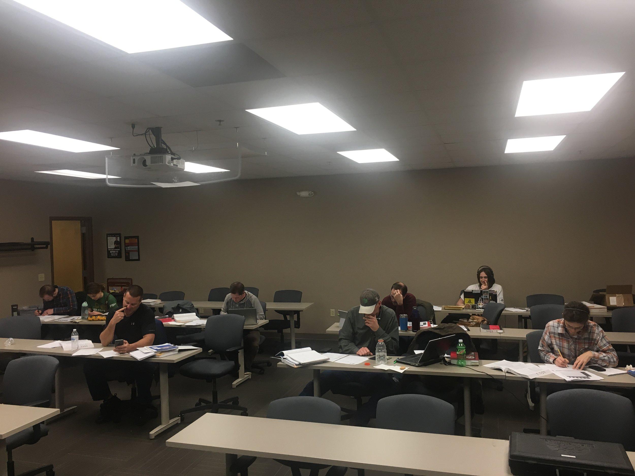 Spring 2018 Midwest Renewable Energy Association (MREA) Solar Training Academy Parkland College, Champaign, IL