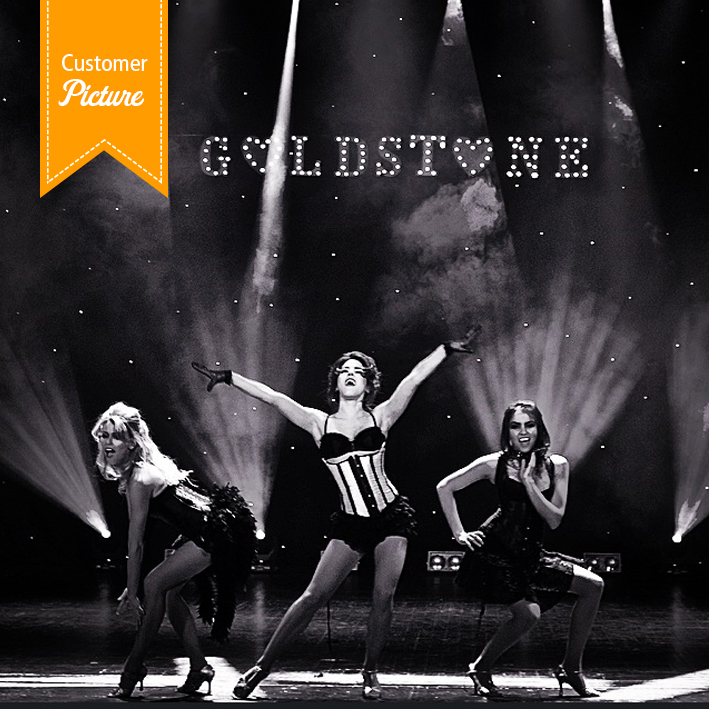 Thanks to Goldstone for featuring our lights!