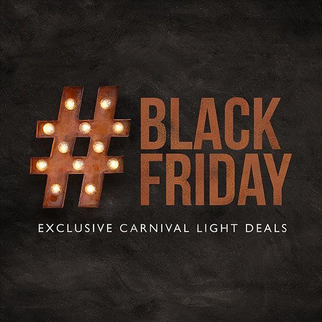 OMG OMG OMG ❤️💡 http://www.rocketandrye.co.uk/black-friday-carnival-lights-sale