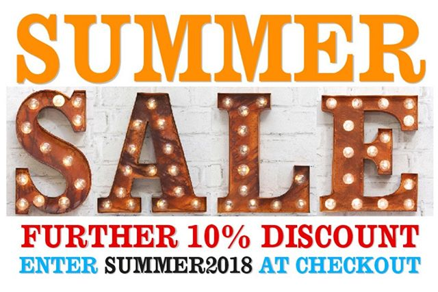 SUMMERTIME get further 10% discount with this code at rocketandrye.co.uk