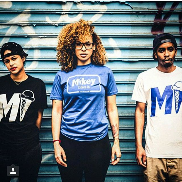 Swing over to @mikeylikesiticecream and ask about the company  merch!! Proudly printed by us!!!