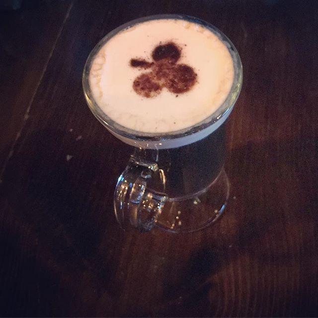 #irish #coffee keeping me up through set number 15 this weekend ==::: #sandiego #ca #musician