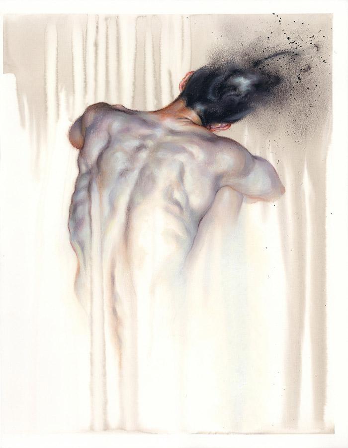 Wanjin Gim Creates Phenomenal Paintings That Express The