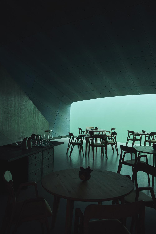 Snøhetta designs Under, Europe's first underwater restaurant in Norway
