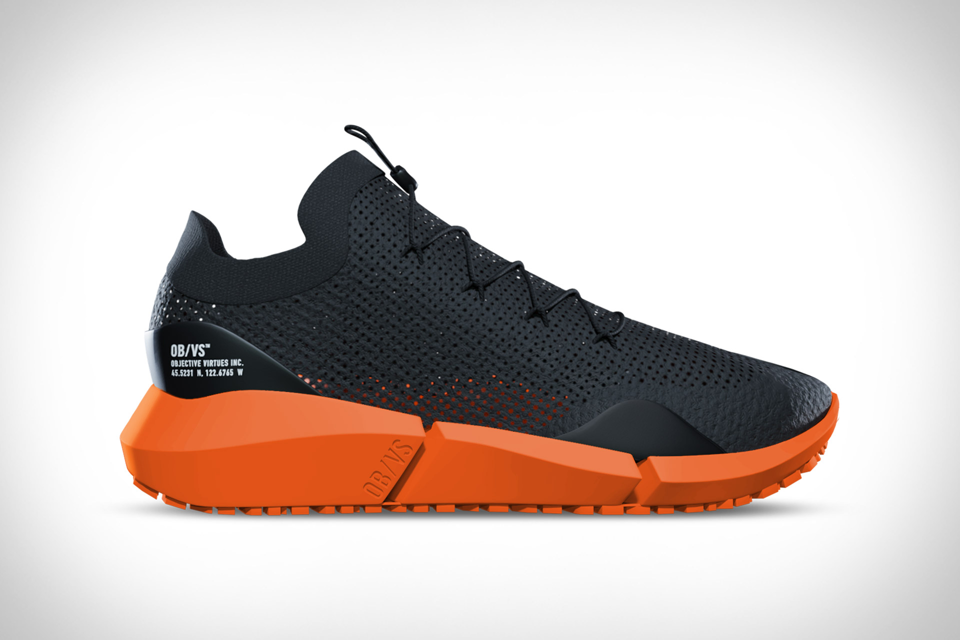 OBVS/ADPT™: The World's First Climate Adaptable Sneaker