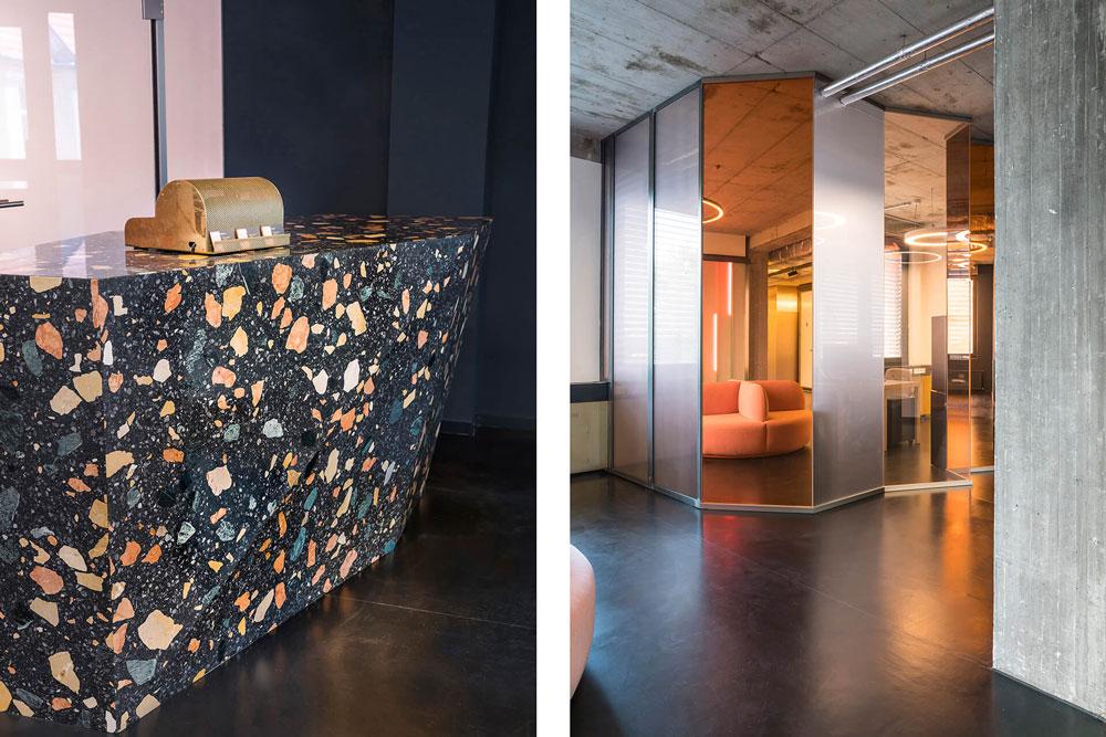 Berlin-based Studio Karhard Designs The Urban Dentist