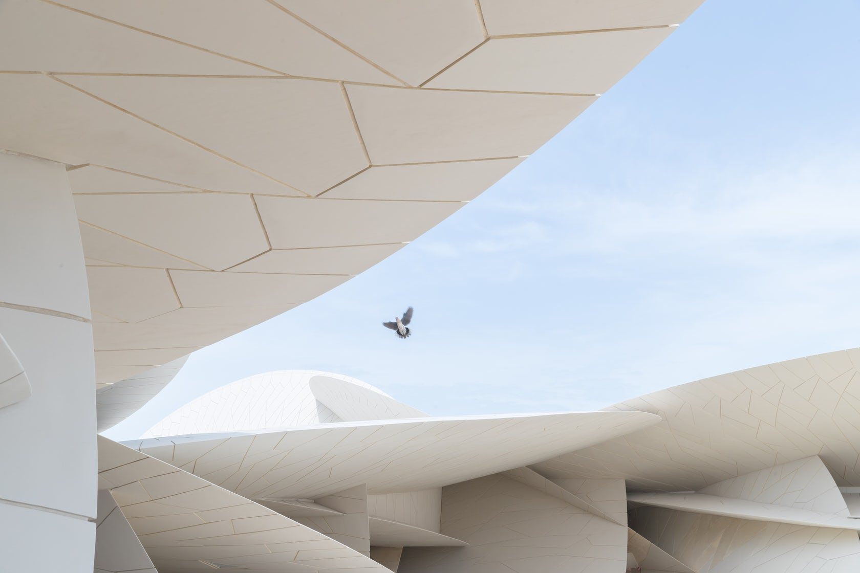 Atelier Jean Nouvel Presents National Museum Of Qatar in Doha