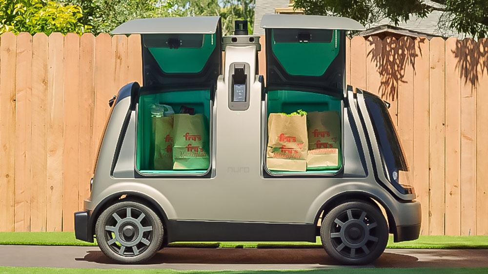 Nuro: Delivering The Future Of Local Commerce Autonomously