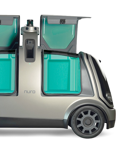 Nuro: Delivering The Futture Of Local Commerce Autonomously - Technology // July 8, 2019