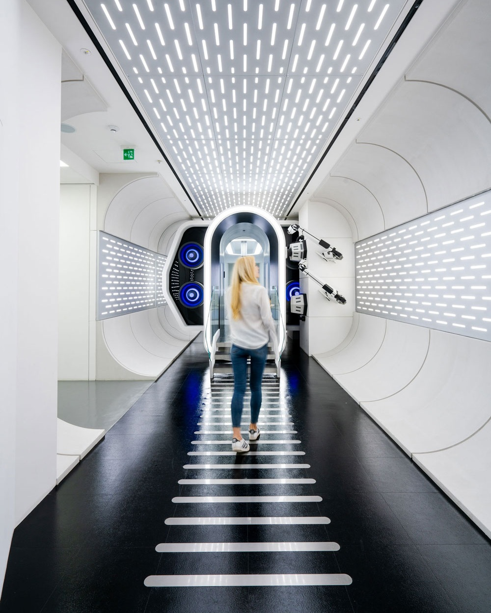 T.um Technology Museum Offers A Spectacular Glimpse Into The Future - Architecture // July 8, 2019