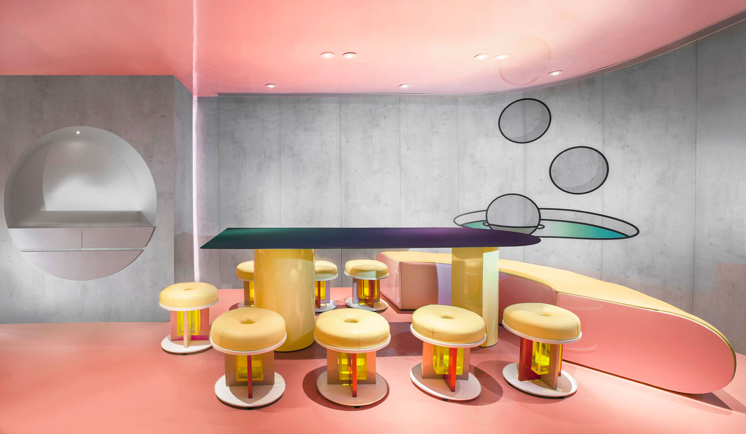 NCDA Proposes A Postmodernist Sweet Laboratory In Hong Kong