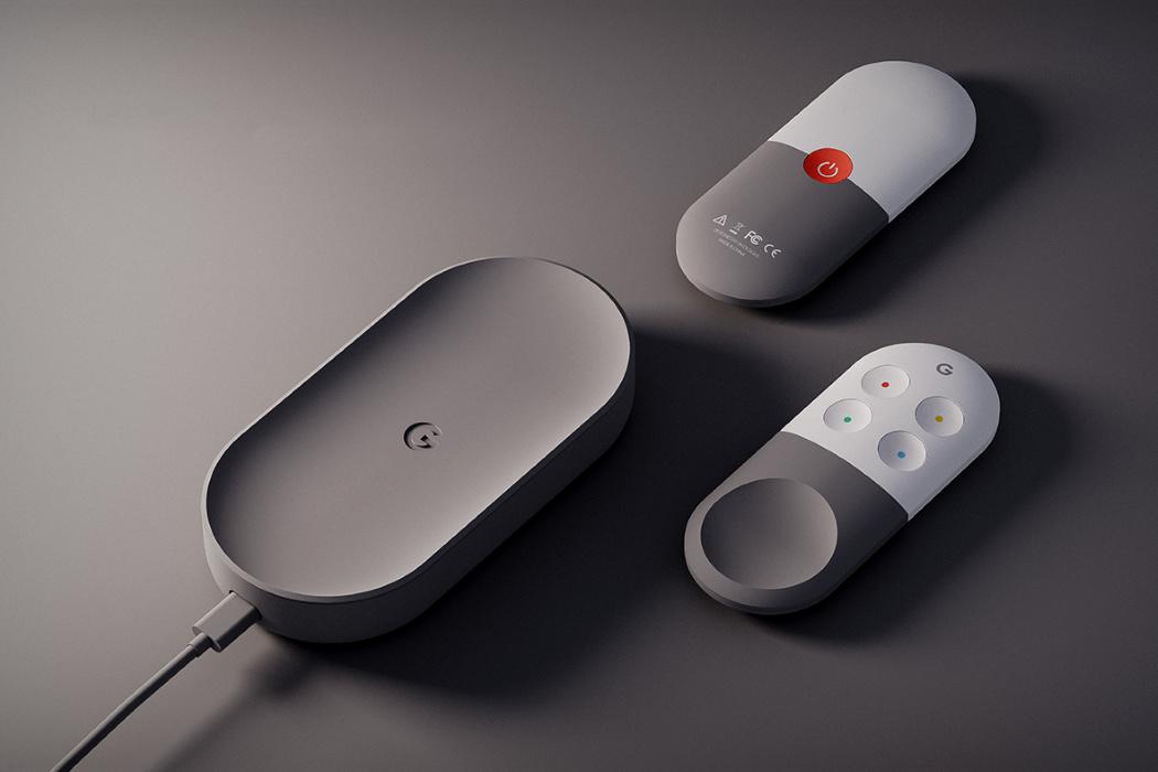 The Roel Heyninck's Version Of The Google Chromecast 3