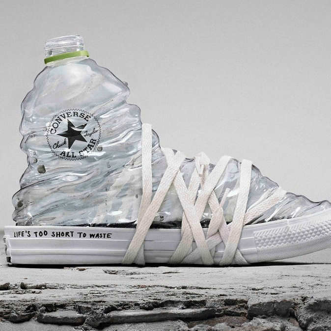 Converse Sustainable Chuck Taylor Renew Initiative - Fashion // August 19, 2019