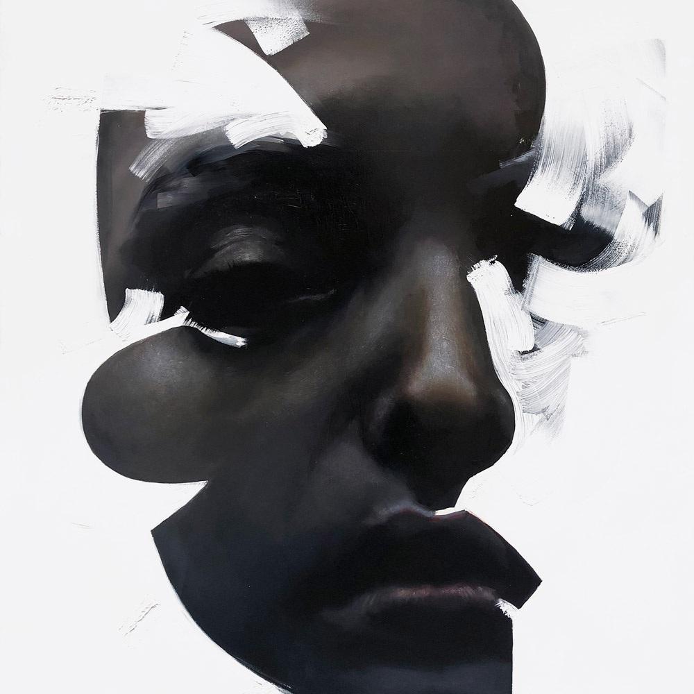 Flawless Technique Meets Modern Interpretation In Yulia Bas Paintings - Art // August 13, 2019