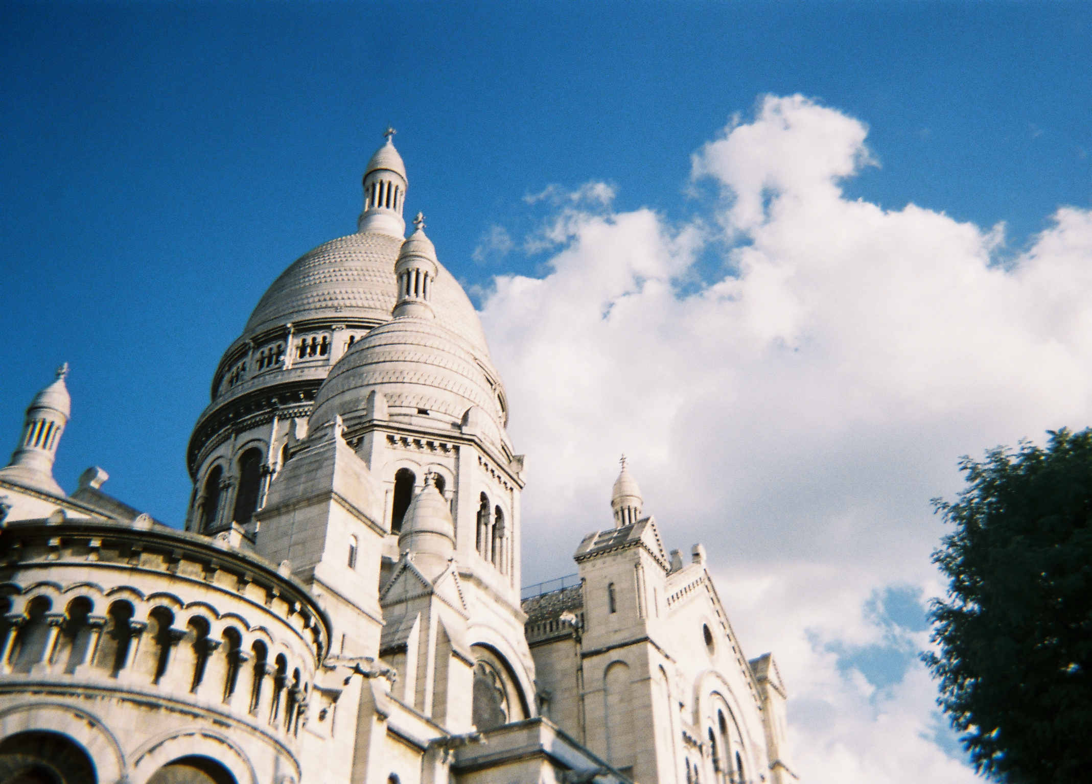 2nd September -Sacré-Cœur, Paris