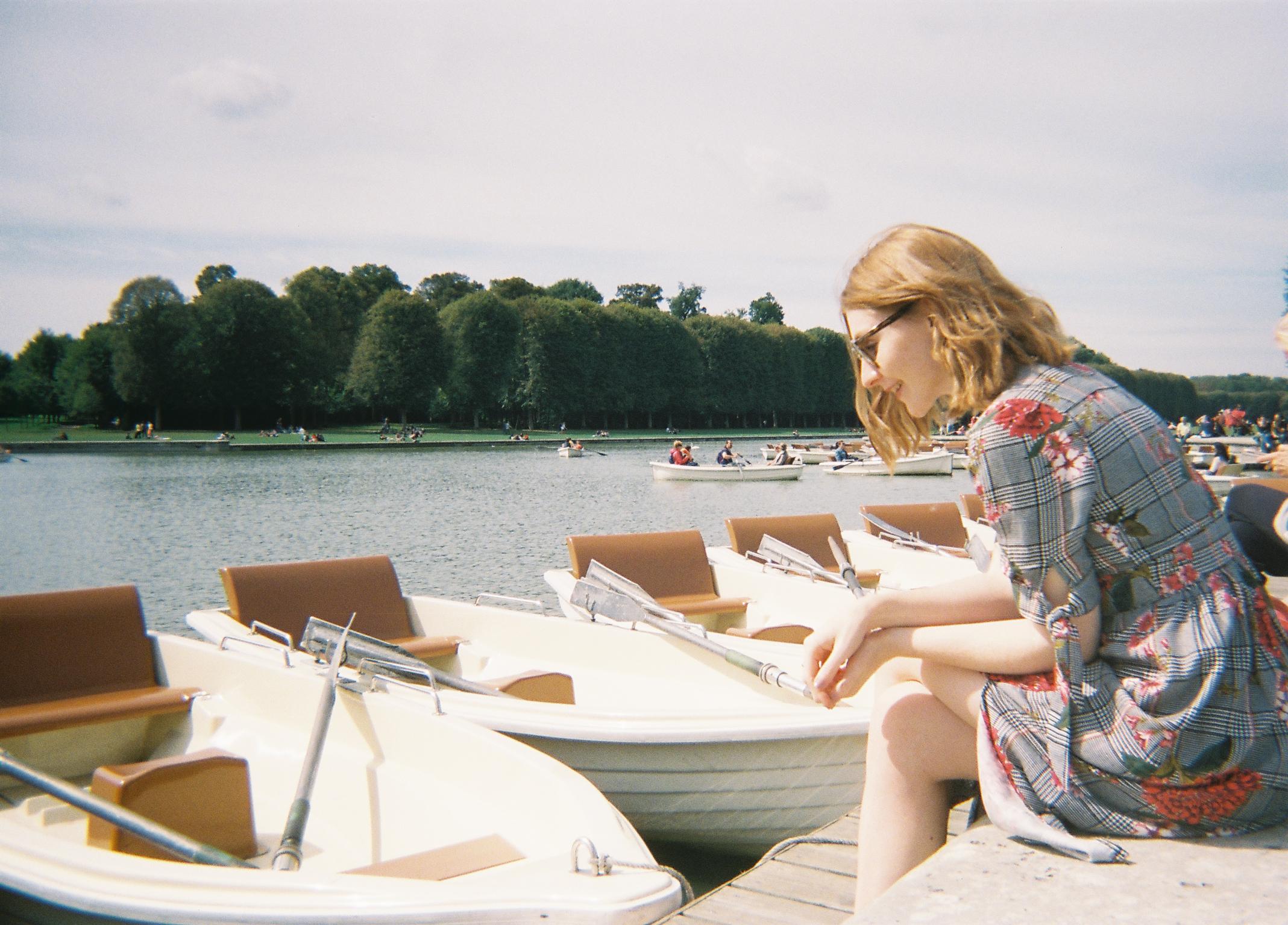 3rd September - Versailles, Paris