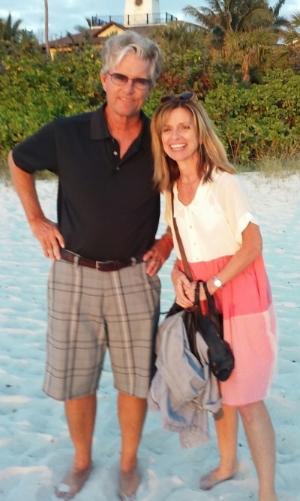 Pete and me, Naples, FL