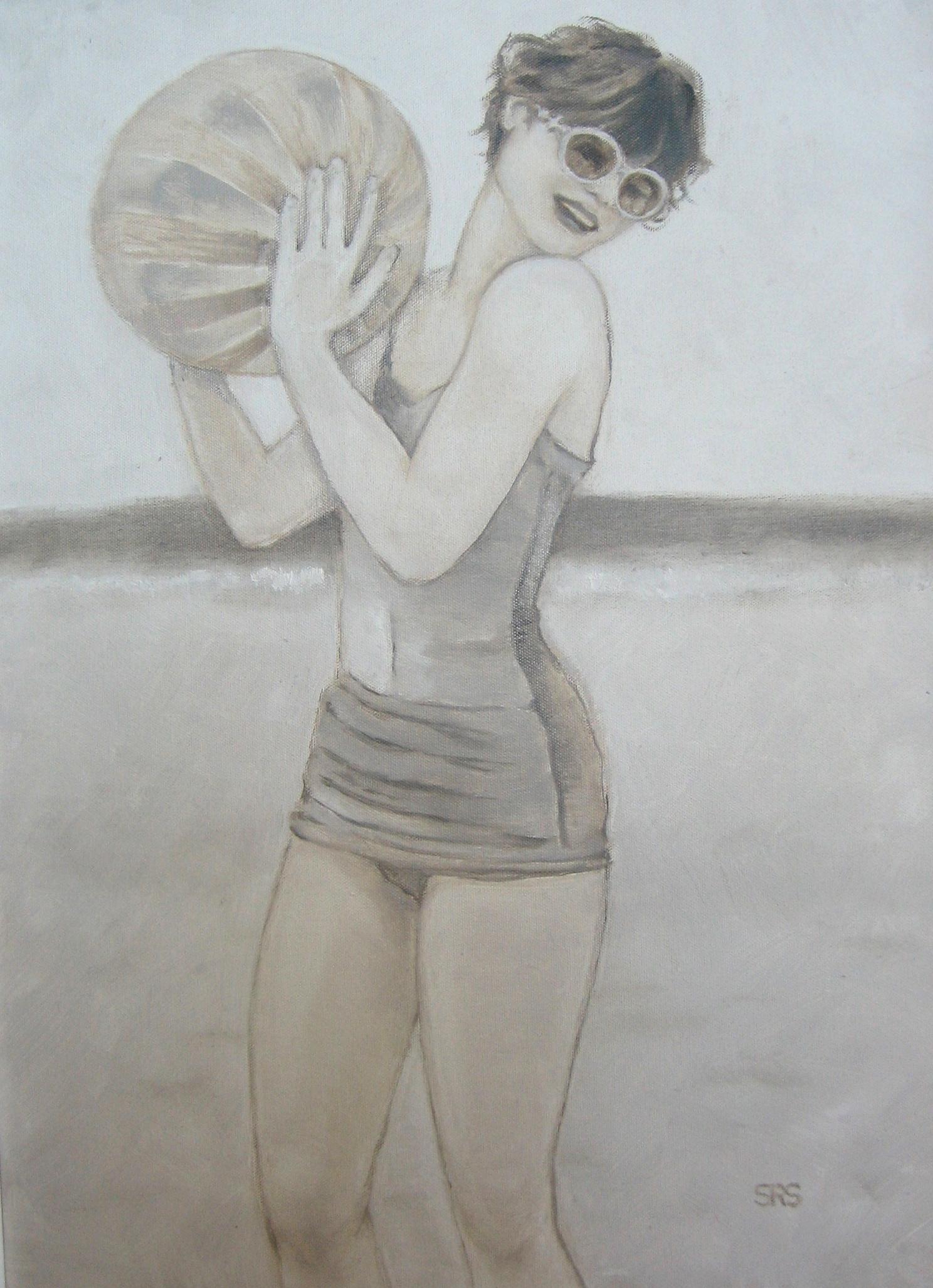 Beach Ball Girl, 2015