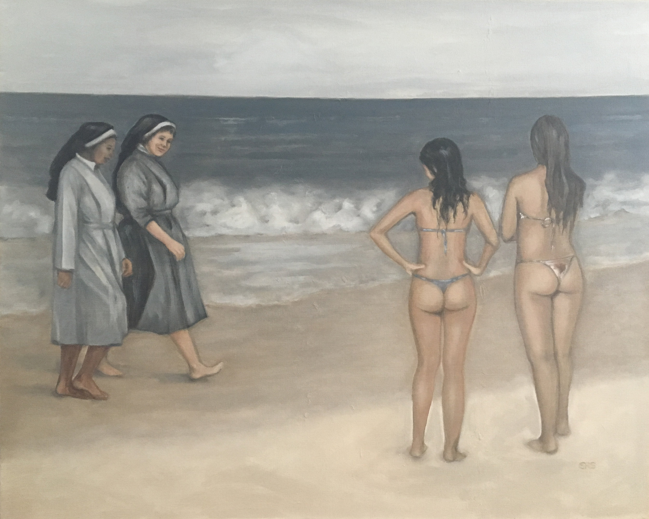 Beach Sisters 3