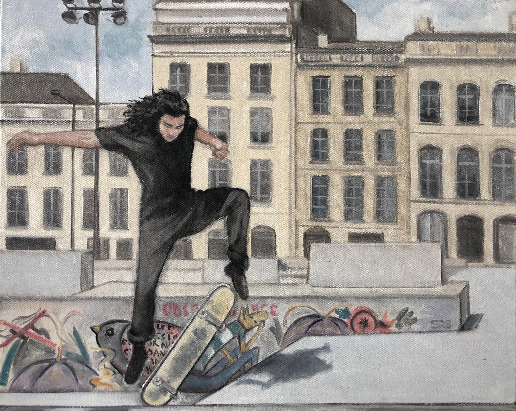 Skate Park - Bordeaux, 2019