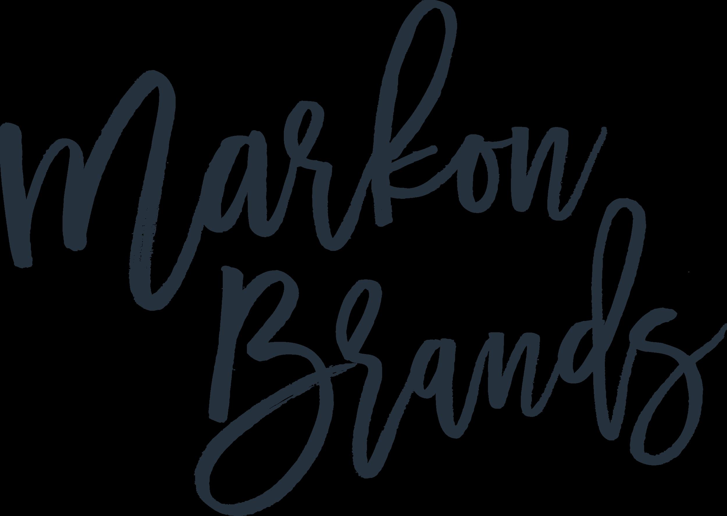 Markon Brand Design