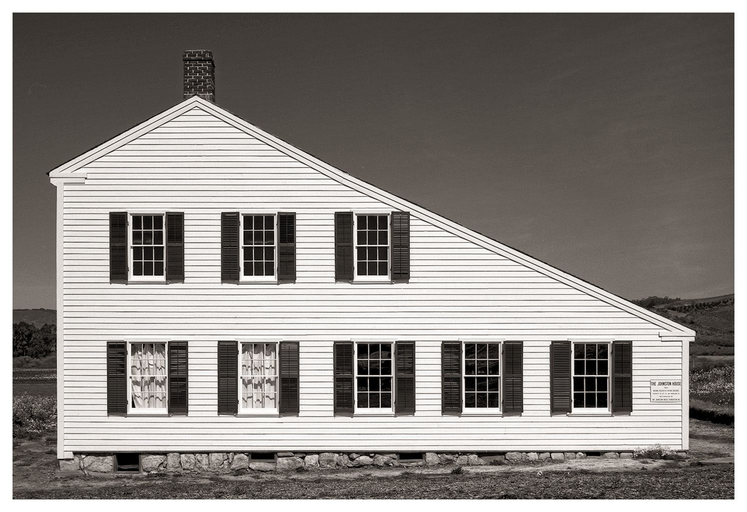 The Johnston House