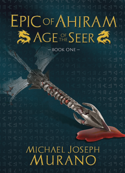 Epic of Ahiram Age of the Seer  -Book One-