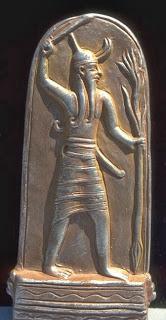 The god Baal