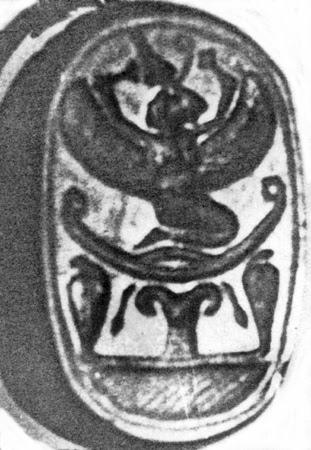 Ancient Adorant Ring