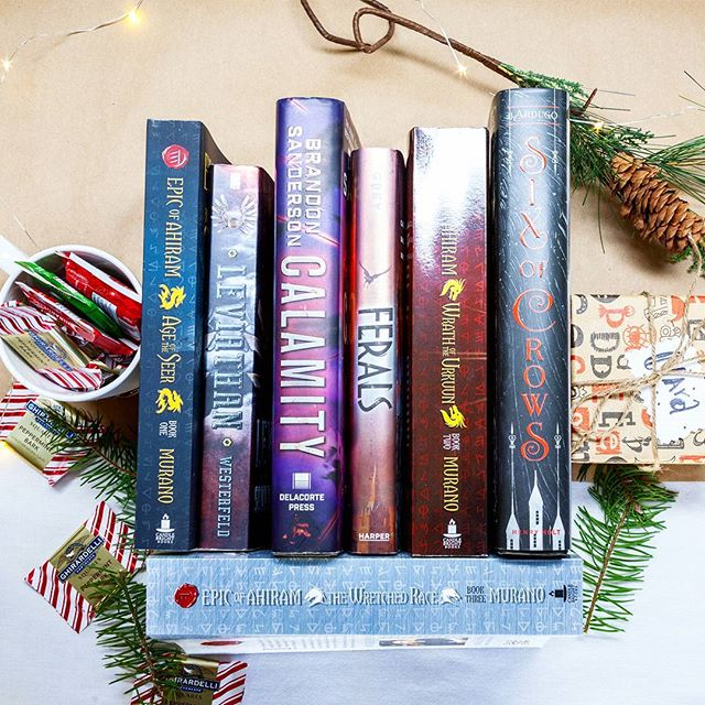 """If you are going to get anywhere in life  you have to read a lot of books."" ~Roald Dahl • Yup, I'm just going to go find a stack of books and read 'em. 😊 . . . #reading #read #write #christmas #gifts #writersofinstagram #postoftheday #bookstagram #books #booklife #hobby #booklifestyle#booklover #booklove #magic#epicofahiram #fantasy #fantasybooks #inspiration #stories #bookish #bookworm #bibliophile #picoftheday #beautifulbooks #storytelling #instaread #booksactually #spreadthebooklove"