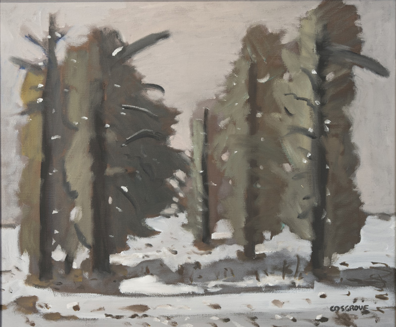 "PABLYB  Oil/Canvas 20x24"" // 50,8x60,96 cm 1978"