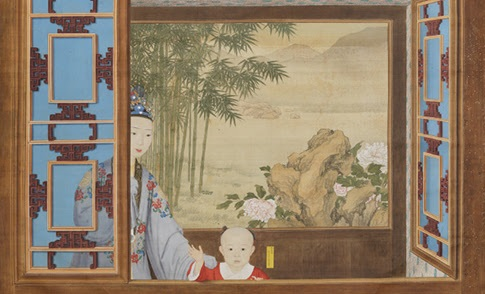 Imperial Illusions: Crossing Pictorial Boundaries in the Qing Palaces       Tuesday, October 28, 12-1pm   Room 1636 School of Social Work Building