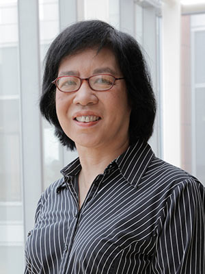 Linda Lim    Professor of Corporate Strategy and International Business, Stephen M. Ross School of Business