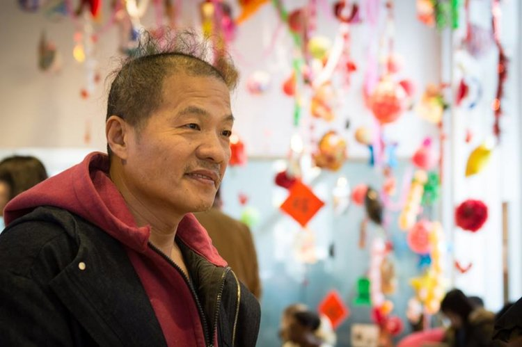 Wang Qingsong at the University of Michigan
