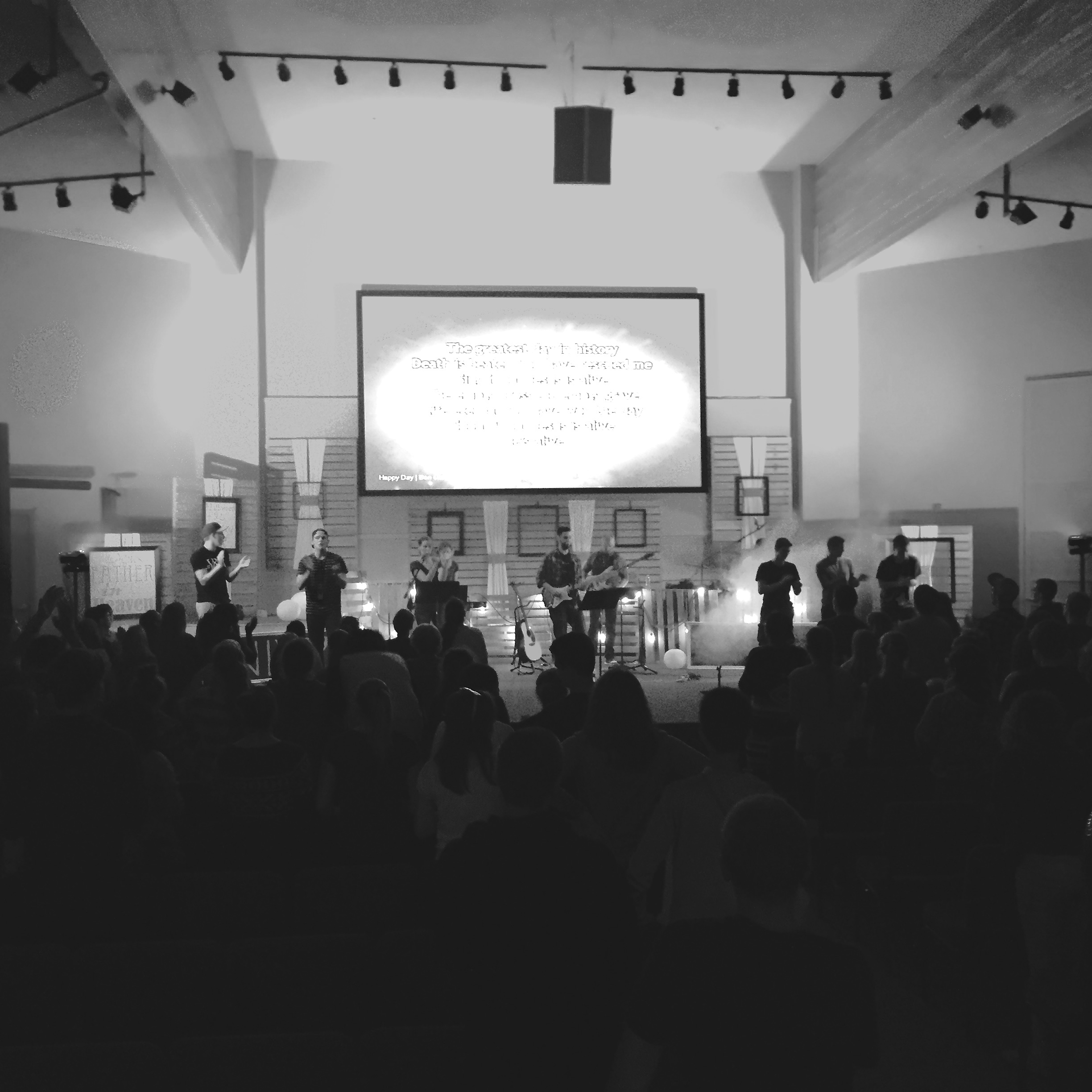 Great Music at the Island Youth Worker Conference
