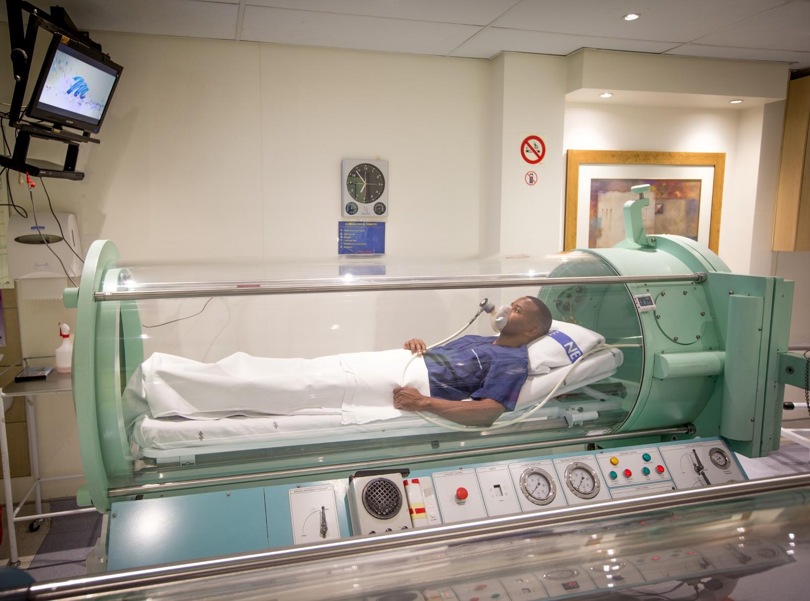 milpark hyperbaric chamber