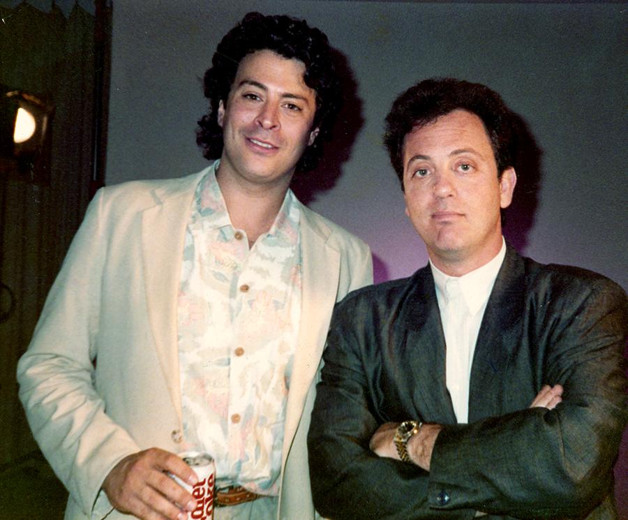 Martin and Billy Joel