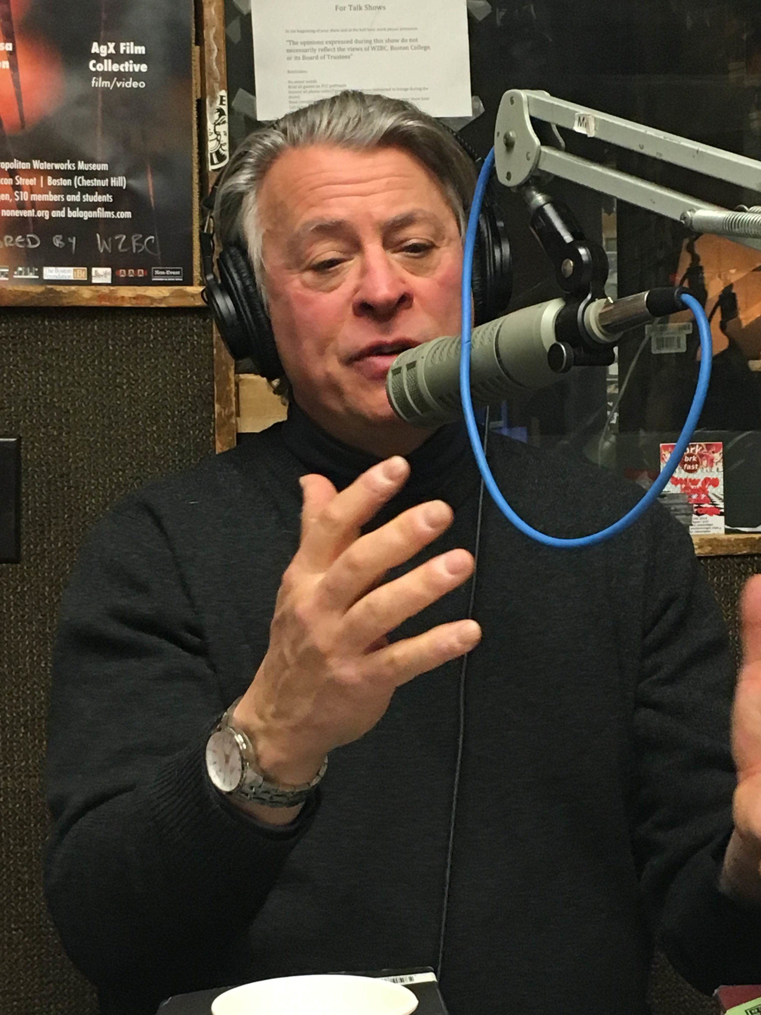 - Martin appears on Steve Provizer's Jazz Duplex Mystery Hour in Boston WZBC 90.3 FM,on December 28th 2017, discussing the book and playing music from an extensive song list.
