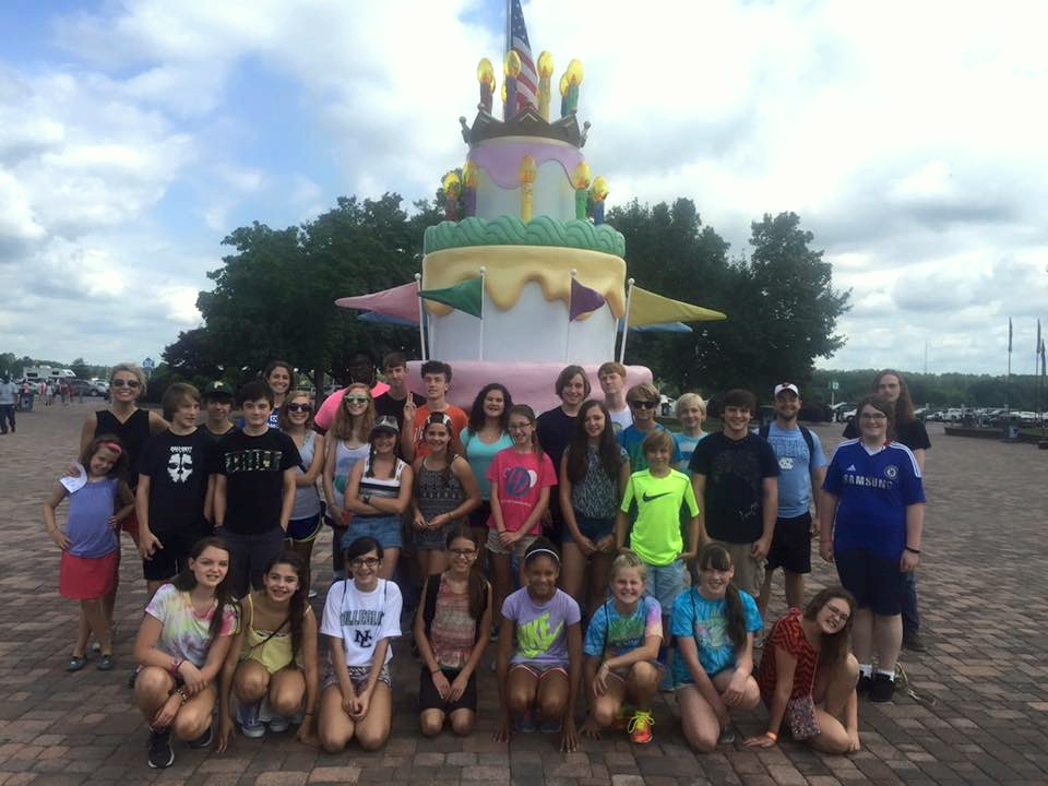 2015 FPC Youth King's Dominion Trip