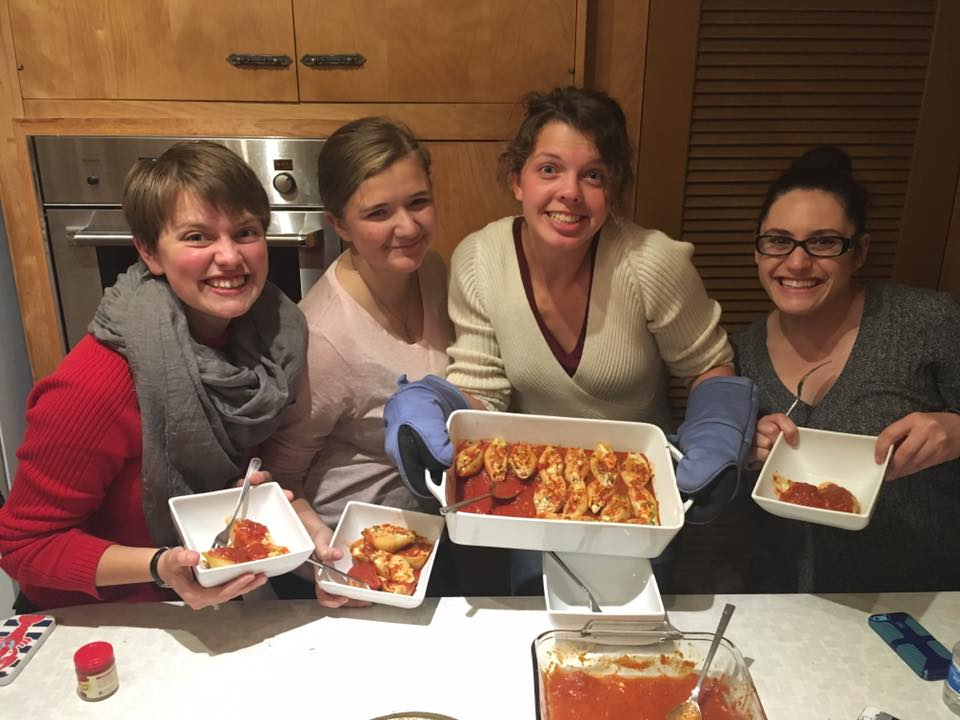 girls stuffed shells.jpg