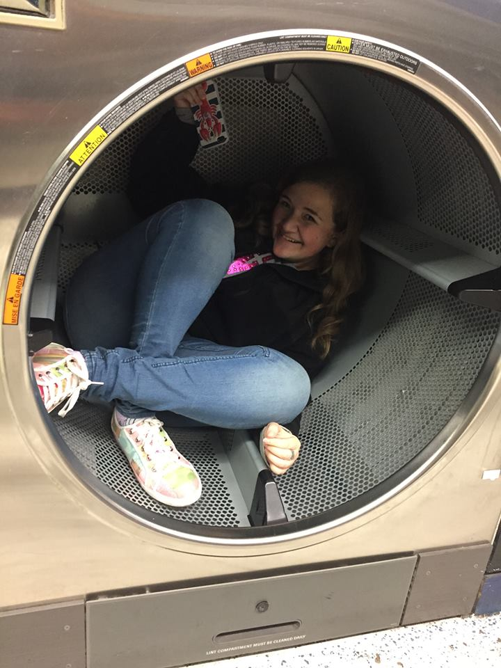 Grace in Dryer.jpg