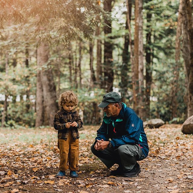 ⛺️ 🌲 🐻 🥾 🏔 Camping with a 2 year old and 4 month old. 😅 Making family memories. I'm so interested to know if Jackson's first memory in life will be burning his hand on the smoldering fire log. 😬😐🤣🤷♀️