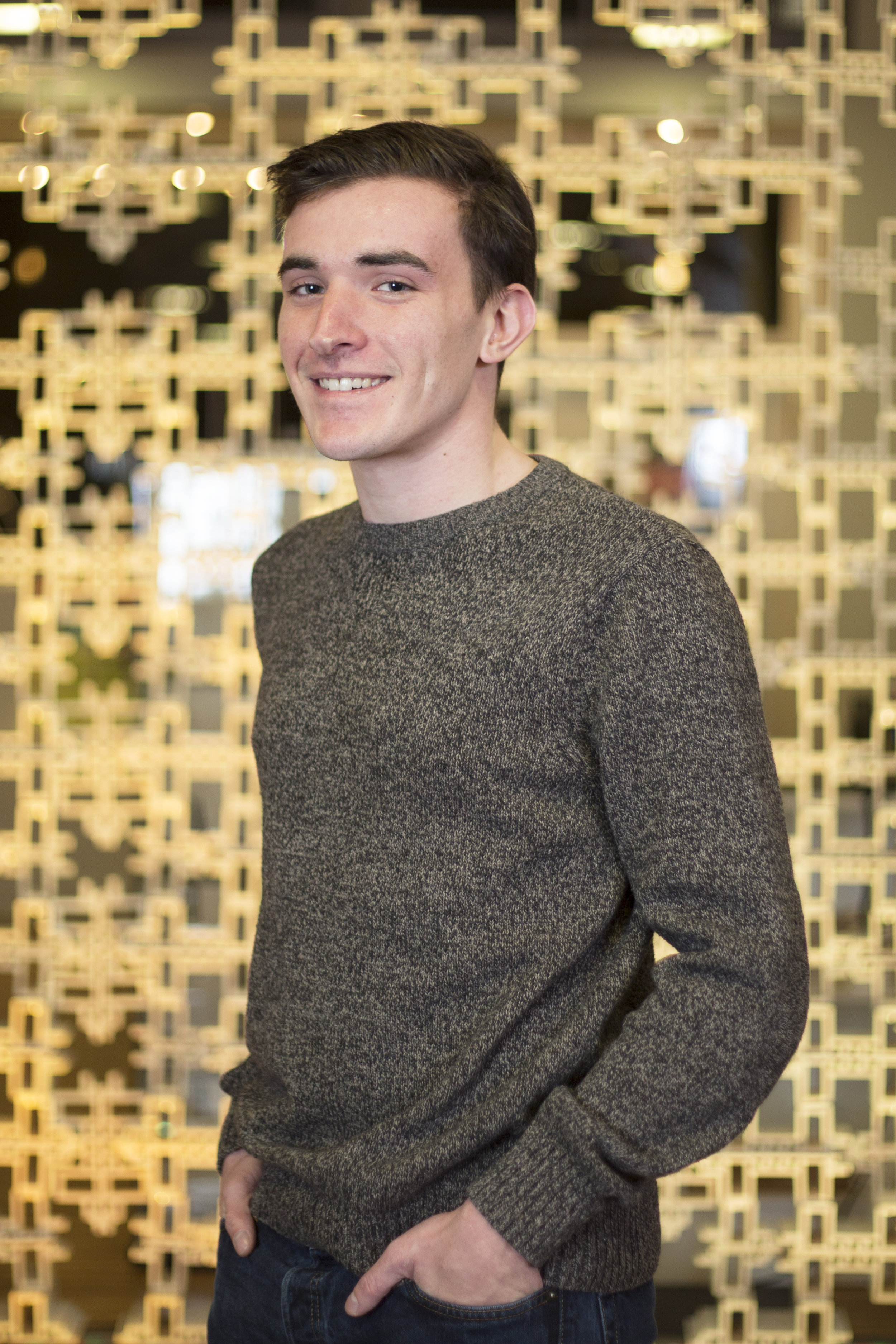 Connor McCabe - Co-DirectorConnor has been working with BRIC since 2015 and has since received his Bachelor's of Science in Architecture from Temple University in 2017. He has worked with renowned design activists such as Pepon Osorio, Lily Yeh, and Ekene Ijeoma on community related design interventions. During his time with BRIC Connor has been heavily involved with directing the Sharing Stories project and continuing the Stadium Talk research.